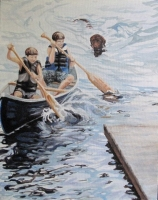 Twin Paddle