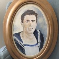 Tom in the Navy