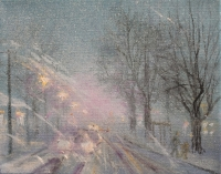 Wintry Drive