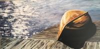 Sunlit Canoe
