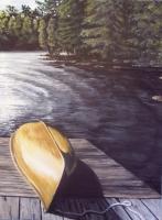 Solitaire Canoe