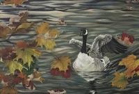 Autumn Goose